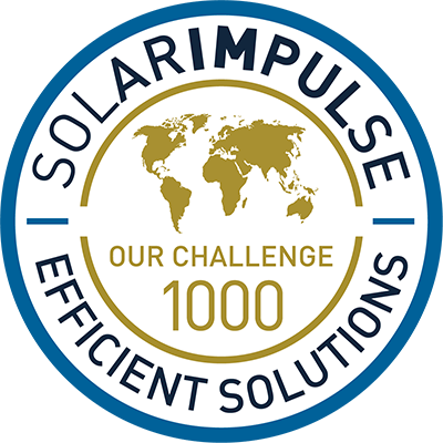 EnerTwin awarded Solar Impulse Efficient Solution Label